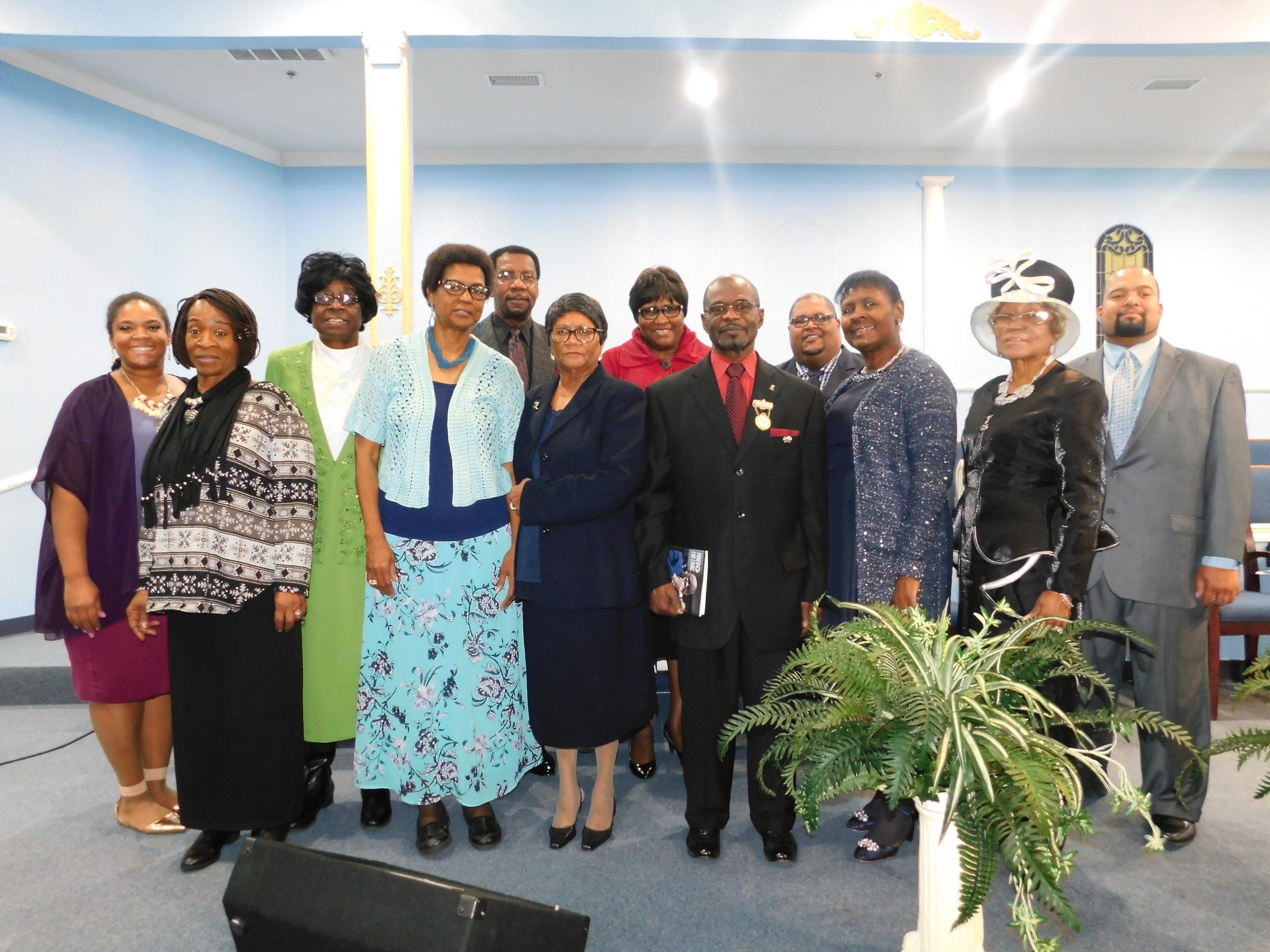 Sunday School Teachers