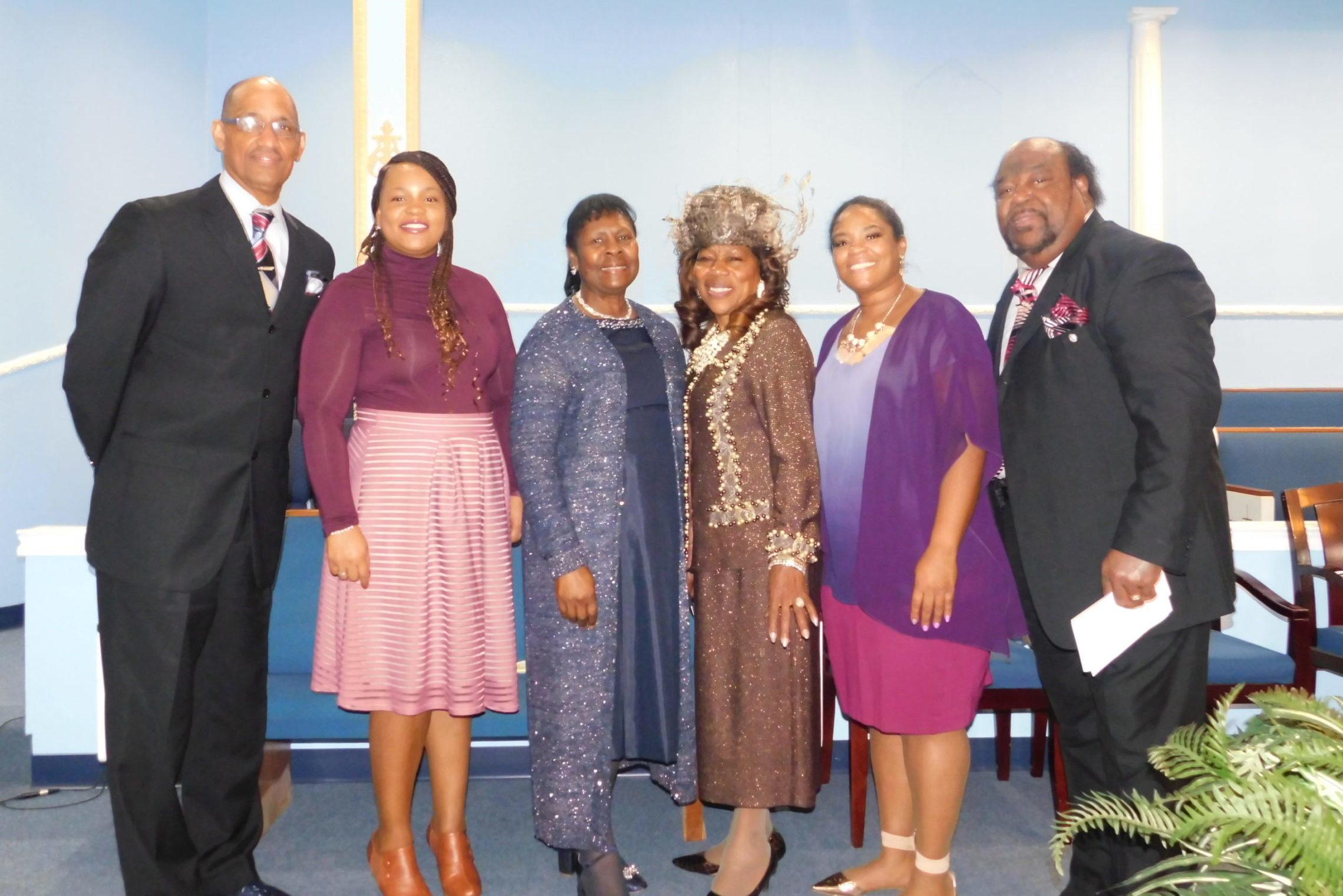 Bible Band Officers/Teachers